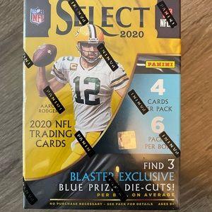 NFL Select Blaster Box 2021